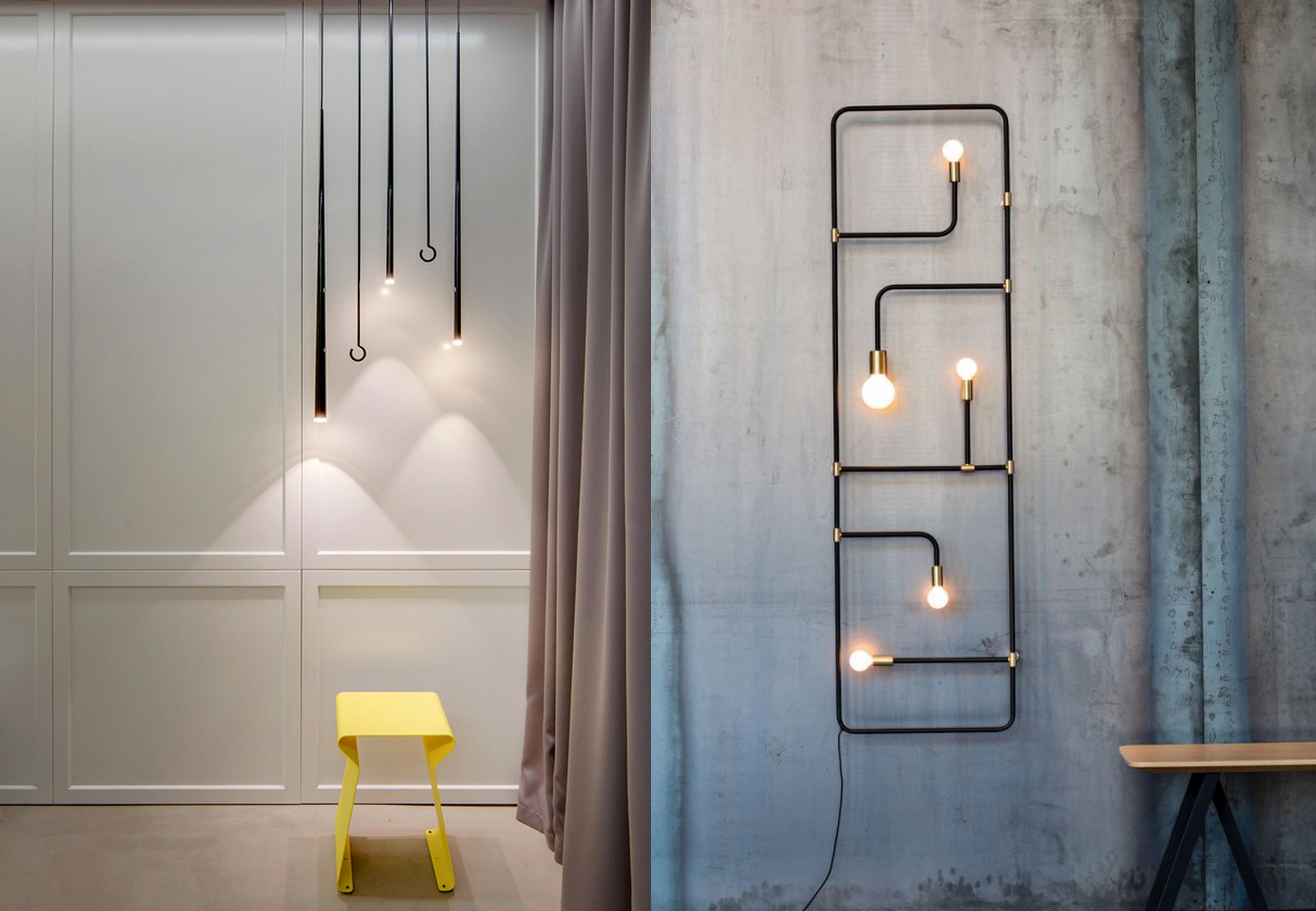 Lampes Filaires Design